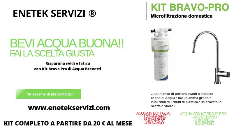 Enetek Servizi : bere acqua buona…